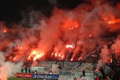 No Pyro No Party? - Flares are becoming more popular in England at football…