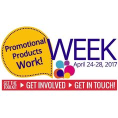 DISTRIBUTORS & SUPPLIERS┃This year, the #promotionalproducts industry will celebrate the 5th anniversary of Promotional Products Work! Week. During this 5-day event, #GetInTouch! with these 5 advocacy & awareness activities. Get involved & get started today by downloading the tool kit ► ppai.org/getintouch #PPWWeek