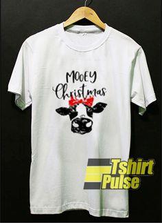 31681f4f8ae5 Mooey Christmas t-shirt for men and women tshirt