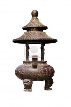 Incense burner Candle Scent Oil, Japanese Incense, Essential Oil Scents, Oil Burners, Incense Holder, Candleholders, Incense Burner, Texture Painting, Chinoiserie
