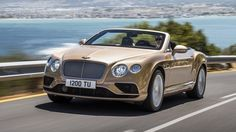 2016 bentley continental gt convertible - DOC617645