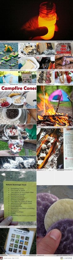 Family fun alert!! Check out these awesome summer camping ideas!