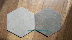 Equipe - Hexatile Cement Grey 17,5x20 Planeta dom