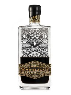 Since winning The Dieline 2014 awards, Mr. Black has grown an outstanding  reputation for making the best coffee liqueur in the world, or as they put  it; 'caffeinated boozy perfection'.