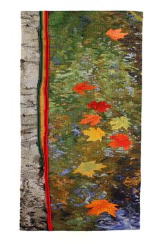 Goodbye, Suzanne Paquette, tapestry More