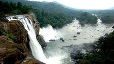 athirapally-waterfall