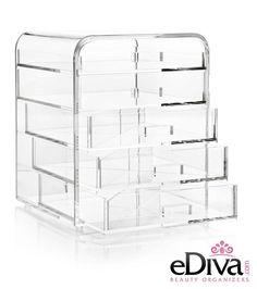 eDiva Clear Makeup Organizers!