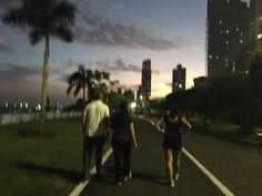 Cinta Costera - paseo Panamá