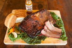 Salt Lick Bar-B-Que in Driftwood TX, south of Austin, are probably the best smoked beef brisket, and the best smoked sausage I've ever had.