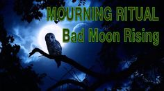 Mourning Ritual - Bad Moon Rising. Twin Peaks 2017