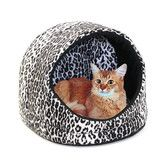 Found it at Wayfair - Doggy/Kitty Hut Bed