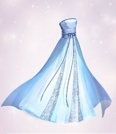 Drawing Anime Outfits Formal Dresses 67 Ideas For 2019 Dress Drawing, Drawing Clothes, Fashion Design Drawings, Fashion Sketches, Pretty Dresses, Beautiful Dresses, Anime Dress, Dress Sketches, Fantasy Dress