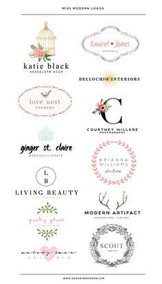 Miss+Modern+Shop+Logos