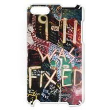 9-11 WAS FIXED large iPod Touch Case
