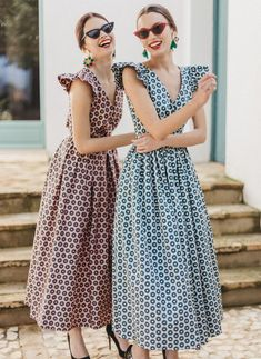 Fabulous dress ANNA from Spring/Summer 18 - Sommer Kleider Ideen Fast Fashion, Look Fashion, Fashion Outfits, Womens Fashion, Fashion Design, Fabulous Dresses, Pretty Dresses, Beautiful Dresses, Mode Orange