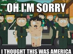 #southpark #randy #murica ...BTW, GET YOUR SOUTH PARK APP: https://play.google.com/store/apps/details?id=com.JERASeng.Worldsouthpark       Oh I'm Sorry, I Thought This Was America