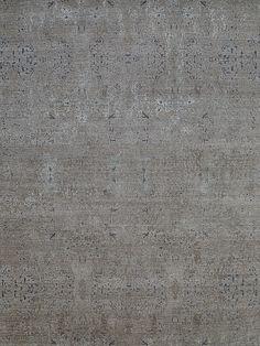 Oppulance Grey | Bazaar Velvet Rich Home, Contemporary Rugs, Luxury Interior Design, Commercial Interiors, Rug Making, Luxury Branding, Hand Carved, Gray Color, Velvet
