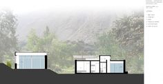 Plano de corte AA casa de campo