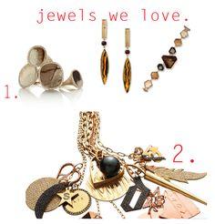 Jewelry Designers we LOVE and admire... on the blog! www.novelcharleston.com