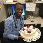 @JalilJohnson78 from Show Me Your Stethoscope speaks up for nurses across the country!