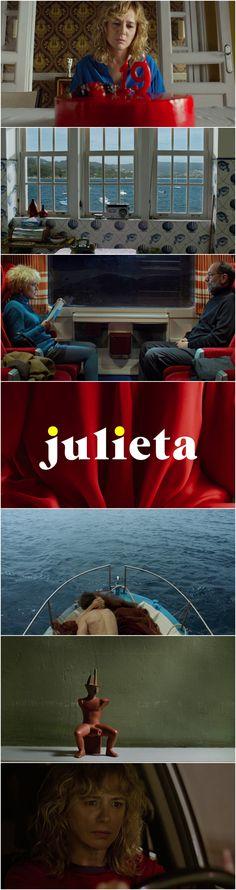 Julieta (2016) | Director: Pedro Almodóvar