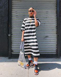 Simple and Stylish Tips: Urban Fashion Makeup Simple urban wear hip hop shirts. Urban Fashion Girls, Boho Fashion, Fashion Outfits, Fashion Trends, Fashion Ideas, Queer Fashion, Club Fashion, Mens Fashion, Cheap Fashion