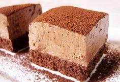 Csokoládés trüffelkocka recept képpel. Hozzávalók és az elkészítés részletes leírása. A csokoládés trüffelkocka elkészítési ideje: 35 perc