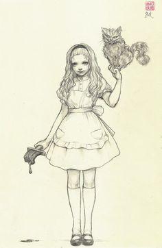 Alice - Jasmin Darnell