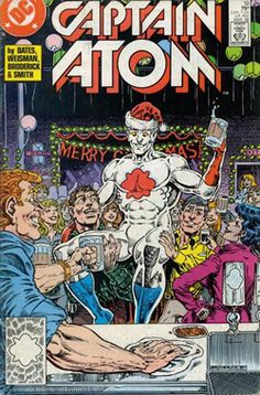 captain atom comic book covers - Google Search