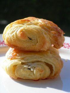 pains au chocolat bons comme à la boulangerie en 15mn..la recette - LE PLAISIR DE GOURMANDISE