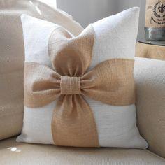 Copertura del cuscino prua della tela da di LowCountryHome su Etsy