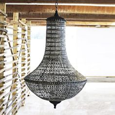 Light the Way Chandelier | dotandbo.com