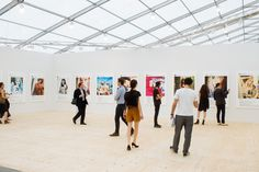 Our 5 Favorite Booths At Frieze New York 2015. http://www.selectism.com/2015/05/18/frieze-new-york-2015/