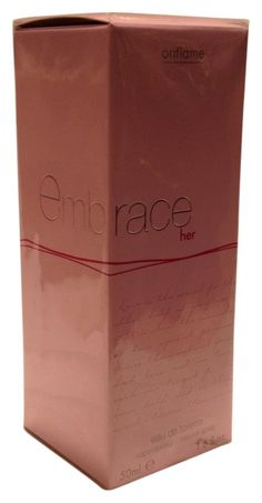 Embrace Her Eau de Toilette Vaporisateur 50 ml/ 1.6 Fl. Oz. by Oriflam.... Free shipping and guaranteed authenticity on Embrace Her Eau de Toilette Vaporisateur 50 ml/ 1.6 Fl. Oz. by Oriflam...***A Great Additional Discount Is Available!!---Cl...