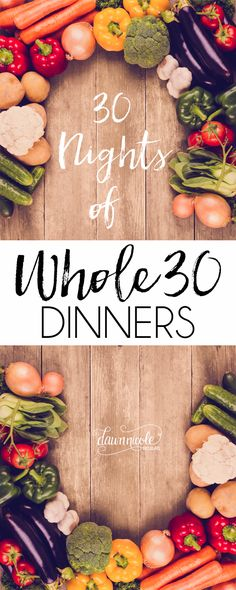 30 Nights of Whole30
