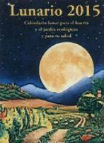 Calendario lunar de importancia para los cultivos agricolas