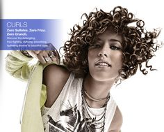 Curls by Paul Mitchell sold at Salon Latitude, www.salonlatitude.com