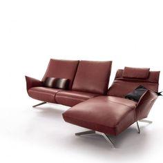 evita_d_rosy_150108_002 Living Room Sofa Design, Living Room Furniture, Chair Design, Furniture Design, Yellow Sofa, Sofa Seats, Recliner, Designer, Armchair