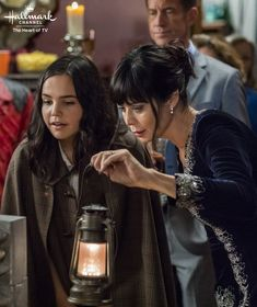 Good Witch: Spellbound - Cassie (Catherine Bell) and Grace (Bailee Madison) find a long lost prophecy about Middleton. Watch the special on October 22 at on Hallmark Channel! The Good Witch Series, Witch Tv Series, Hallmark Good Witch, Witch Board, Tv Show Casting, Bailee Madison, Catherine Bell, Hallmark Movies, Hallmark Channel