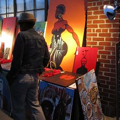 During Saturday Stroll in Oakland, over a dozen galleries host artist talks, film screenings, and more.