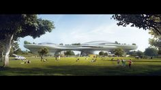 George Lucas' $1-billion museum is coming to Exposition Park in Los Angeles.