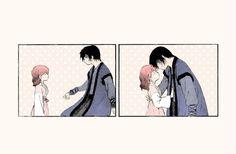 Akatsuki no Yona / Yona of the dawn anime and manga || Chapter 128 Hak and Yona. HAKYONA JUST KISS ALREADY AGH