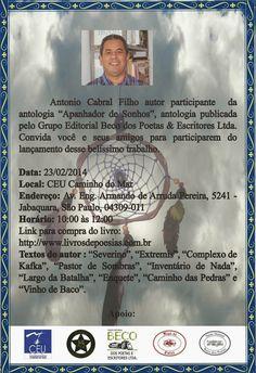****** BLOG  TAVERNA  DO  CABRAL  ******: Trova Nº 118 / TROVARIO * Antonio Cabral Filho - R...