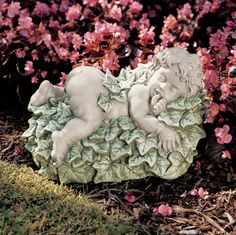 Nature's Baby Peaceful Garden Nap Statue