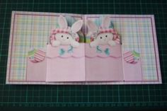 Card Making Downloads Forum - How to make a triple pop-out card