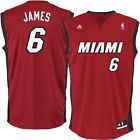 For Sale - LeBron James Miami Heat Youth NFL Alt Revolution 30 Jersey Red X-Large 18/20 - See More At http://sprtz.us/HeatEBay
