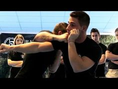 ▶ KRAV MAGA TRAINING • How to win faster a street fight - YouTube