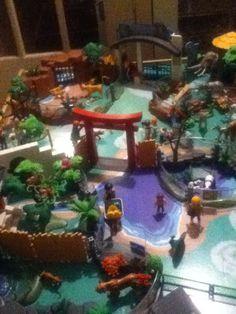 My playmobil zoo