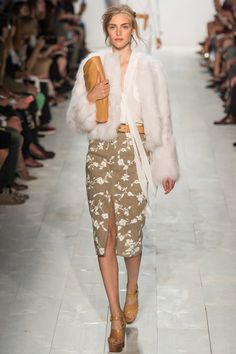Michael Kors Spring 2014 Ready-to-Wear Collection Slideshow on Style.com Look 6