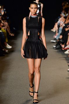 Alexander Wang Spring 2015 Ready-to-Wear - Collection - Gallery - Look 18 - Style.com